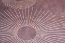絨毯の模様
