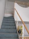 ベッドルーム(2F)への階段