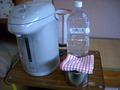 湧き水のサービス