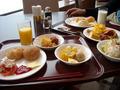 朝食ブッフェ