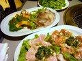 イカ・野菜、サンチェ