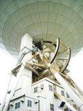 45mの電波望遠鏡