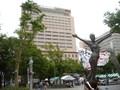 三井ガーデンホテル千葉の外観