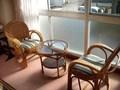 広緑の椅子セット