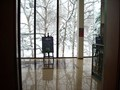 エレベーター内から見たアングル
