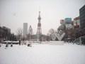 昼間の大通公園
