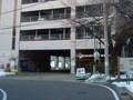 ホテル駐車場入り口