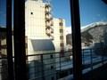 朝食会場からの眺望