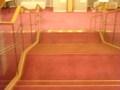 階段の先は