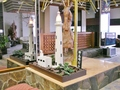 野島崎灯台の模型