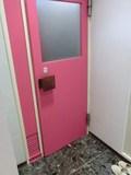 大浴場脱衣所の出入り口