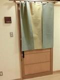 脱衣所のトイレの入口