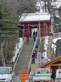 湯畑のそばにあるパワースポット光泉寺