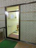 大浴場の出入口