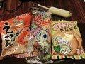 駄菓子とアイス