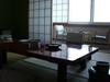 とても落ち着いた広い和室でワンコも自由に過ごせる環境!
