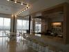 ベイサイドマリーナホテルのレストラン内部