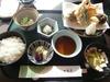 68階の和食レストラン「四季亭」のランチ♪