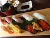 万葉亭のお寿司♪
