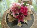 フロントロビーの花