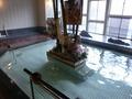 松島屋旅館の女性用大浴場