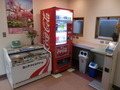 アイスクリームと自販機