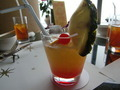 ハワイアンカクテル♪はアルコール&ノンアルコール両方あり。