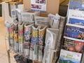 売店の新聞売り場