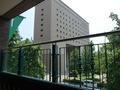 ワールドポーターズ側から見たナビオス横浜