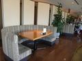 5階レストラン『BAY SIDE』のソファ席