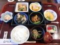 6階お食事処「万葉庵」の人気メニュー「松花堂弁当」