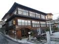 歴史と趣を感じる純和風旅館
