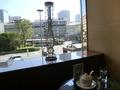 2階ロビーラウンジ「シーウインド」からの景色