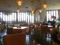 レストラン「ブラッスリーD」の店内