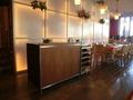 レストラン「ブラッスリーD」の店内の様子