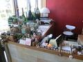 レストラン「ブラッスリーD」の会計場所の様子