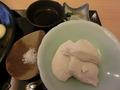 自家製寄せ豆腐