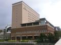 ナビオス横浜 ホテルの外観