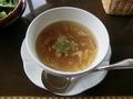 コンソメ味の玉子スープ