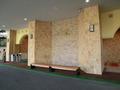 ホテルハワイアンズの正面玄関