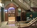 ラウンジカフェ「エルコラーノ」の入口