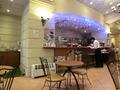 ラウンジカフェ「エルコラーノ」の店内の様子