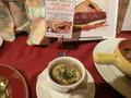 コンソメのオニオングラタンスープ