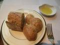 ホテルメイドの美味しいパン