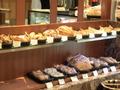 ホテルメイドのパンが買えます!