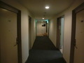 2階大浴場へ繋がる廊下