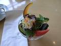 ハッピーランチのサラダ