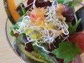 サラダのアップ画像