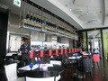 レストランのカウンター風景