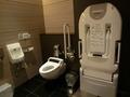 3階の身障者用トイレ